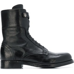 Alberto Fasciani mid-calf lace-up boots - Black found on MODAPINS from FarFetch.com - US for USD $579.00