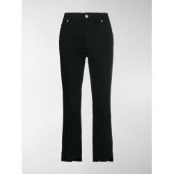 Alexander McQueen cropped jeans found on Bargain Bro India from stefania mode for $445.00