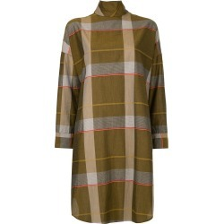 Bassike check print midi dress - Multicolour found on MODAPINS from FarFetch.com - US for USD $495.00