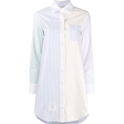 Thom Browne vertical-stripe long shirt found on Bargain Bro UK from Eraldo