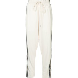 Bassike relaxed stripe trousers - Neutrals found on MODAPINS from FarFetch.com - US for USD $495.00