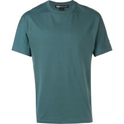 Y-3 round neck T-shirt - Green found on Bargain Bro India from FARFETCH.COM Australia for $126.72