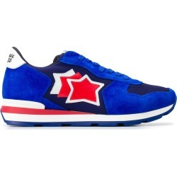 Atlantic Stars star patch sneakers - Blue found on MODAPINS from FarFetch.com - US for USD $203.00