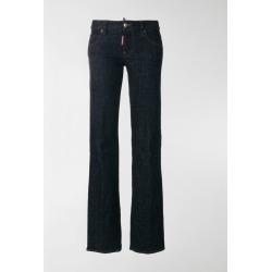 Dsquared2 medium waist Lauren jeans found on Bargain Bro India from stefania mode for $228.00