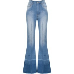 Amapô high rise flared jeans - Blue found on MODAPINS from FarFetch.com- UK for USD $205.15