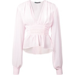 Alexa Chung smock blouse - Pink found on MODAPINS from FARFETCH.COM Australia for USD $254.86