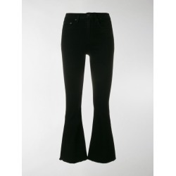 Rag & Bone crop flare jeans found on Bargain Bro India from stefania mode for $213.00