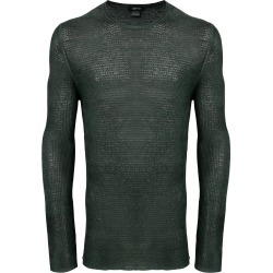 Avant Toi crew neck jumper - Green found on MODAPINS from FarFetch.com- UK for USD $454.49