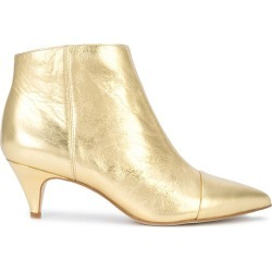 b1f37070b Sam Edelman metallic ankle boots found on MODAPINS from FarFetch.com - US  for USD
