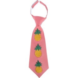 Gucci multicoloured Embroidered Pineapple Silk-Blend Tie - Pink found on MODAPINS from FarFetch.com- UK for USD $393.55