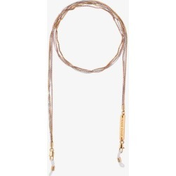 Frame Chain Womens Metallic Gold-plated Tricolour Chain found on Bargain Bro UK from Browns Fashion