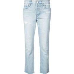Amo cropped tomboy jeans - Blue found on MODAPINS from FARFETCH.COM Australia for USD $379.73