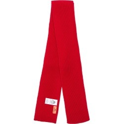 Andersen-Andersen knitted scarf - Red found on MODAPINS from FarFetch.com- UK for USD $103.17