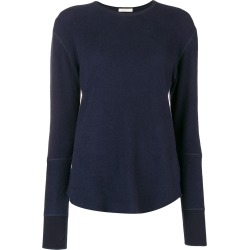 6397 round neck jumper - Blue found on MODAPINS from FarFetch.com - US for USD $374.00
