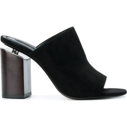 Alexander Wang Avery mules - Black found on MODAPINS from FARFETCH.COM Australia for USD $667.54