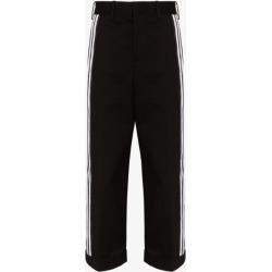 Neil Barrett Mens Black Side Stripe Track Pants found on Bargain Bro UK from Browns Fashion