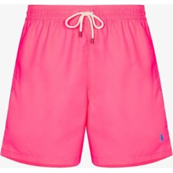 Polo Ralph Lauren Mens Pink Traveller Swim Shorts found on Bargain Bro UK from Browns Fashion