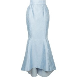 Bambah Georgia fishtail skirt - Blue found on MODAPINS from FARFETCH.COM Australia for USD $1448.96