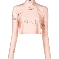 Barbara Bologna Love Sophie top - Neutrals found on MODAPINS from FarFetch.com- UK for USD $310.24