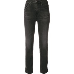 Ag Jeans Isabelle high waist jeans - Black found on MODAPINS from FarFetch.com- UK for USD $205.16