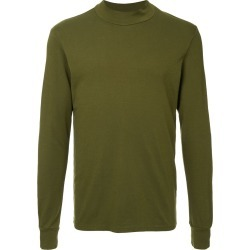 Attachment round neck T-shirt - Green found on MODAPINS from FARFETCH.COM Australia for USD $270.61