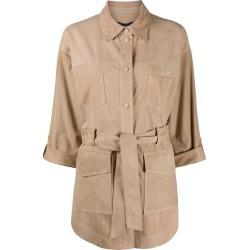Arma tie-waist patch-pocket jacket found on MODAPINS from Eraldo for USD $470.93