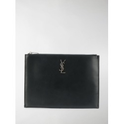 Saint Laurent Monogram tablet holder found on Bargain Bro UK from MODES GLOBAL