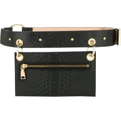 Alice Mccall Don't Be Jealous Belt - Black found on MODAPINS from FARFETCH.COM Australia for USD $229.09