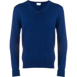 Ballantyne v-neck jumper - Blue found on MODAPINS from FarFetch.com - US for USD $328.00