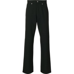 Armani Jeans flared trousers - Black found on MODAPINS from FarFetch.com - US for USD $142.00