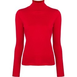 Allude turtleneck sweater - Red found on MODAPINS from FARFETCH.COM Australia for USD $542.47