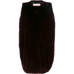 Marni oversized gilet - Pink found on Bargain Bro UK from FarFetch.com- UK