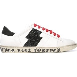 Amiri Live Forever sneakers - White found on MODAPINS from FARFETCH.COM Australia for USD $678.35