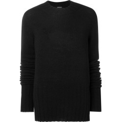 Ann Demeulemeester loose fitting sweater - Black found on MODAPINS from FarFetch.com- UK for USD $472.73
