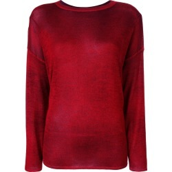 Avant Toi round neck sweater - Red found on MODAPINS from FarFetch.com - US for USD $384.00