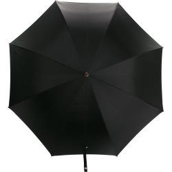 Alexander McQueen skull handle umbrella - Black