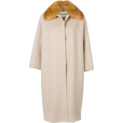 Ava Adore single breasted coat - Neutrals found on MODAPINS from FarFetch.com - US for USD $1647.00
