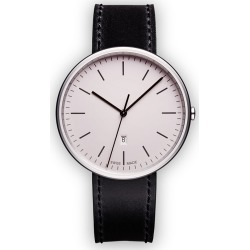 Uniform Wares M38 date watch - Black found on Bargain Bro UK from FarFetch.com- UK