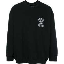 Adaptation oversized logo sweatshirt - Black found on MODAPINS from FarFetch.com- UK for USD $428.02
