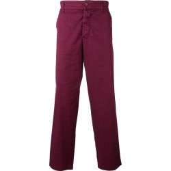 Barena straight-cut trousers - Red found on MODAPINS from FarFetch.com - US for USD $181.00