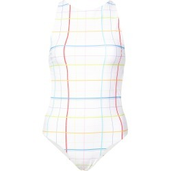 Onia Yvette one piece swimsuit - White