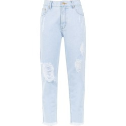Amapô Toulouse boyfriend jeans - Blue found on MODAPINS from FarFetch.com- UK for USD $241.87