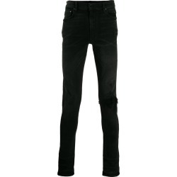 Amiri ripped skinny jeans - Black found on MODAPINS from FARFETCH.COM Australia for USD $841.92
