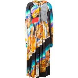 Aalto printed dress - Multicolour found on MODAPINS from FarFetch.com- UK for USD $1112.27