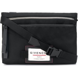 Givenchy logo-patch messenger bag found on Bargain Bro UK from Eraldo