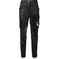 Almaz distressed skinny trousers - Black found on MODAPINS from FarFetch.com- UK for USD $1620.74