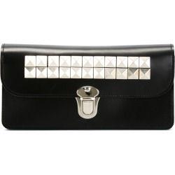 Comme Des Garçons Wallet 'Studs' wallet - Black found on MODAPINS from FARFETCH.COM Australia for USD $628.73