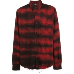 Amiri loose fit plaid shirt - Red found on MODAPINS from FarFetch.com- UK for USD $761.63