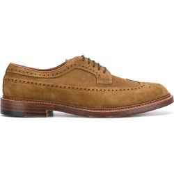 Alden classic lace-up shoes - Brown found on MODAPINS from FARFETCH.COM Australia for USD $771.81