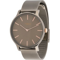 TIMEX Transcend 38mm watch - Metallic found on Bargain Bro UK from FarFetch.com- UK